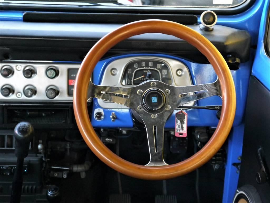 | トヨタ ランドクルーザー40