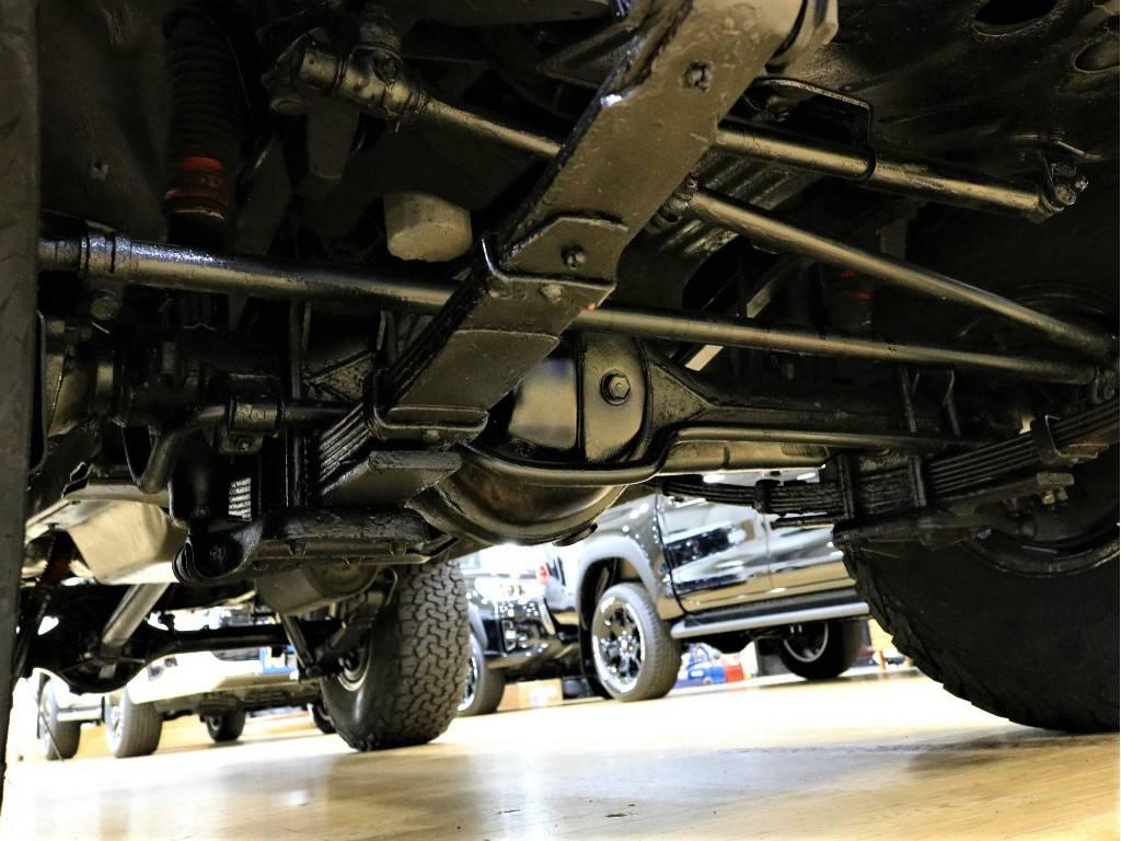 下廻り   トヨタ ランドクルーザー60 4.0 VX ハイルーフ ディーゼルターボ 4WD