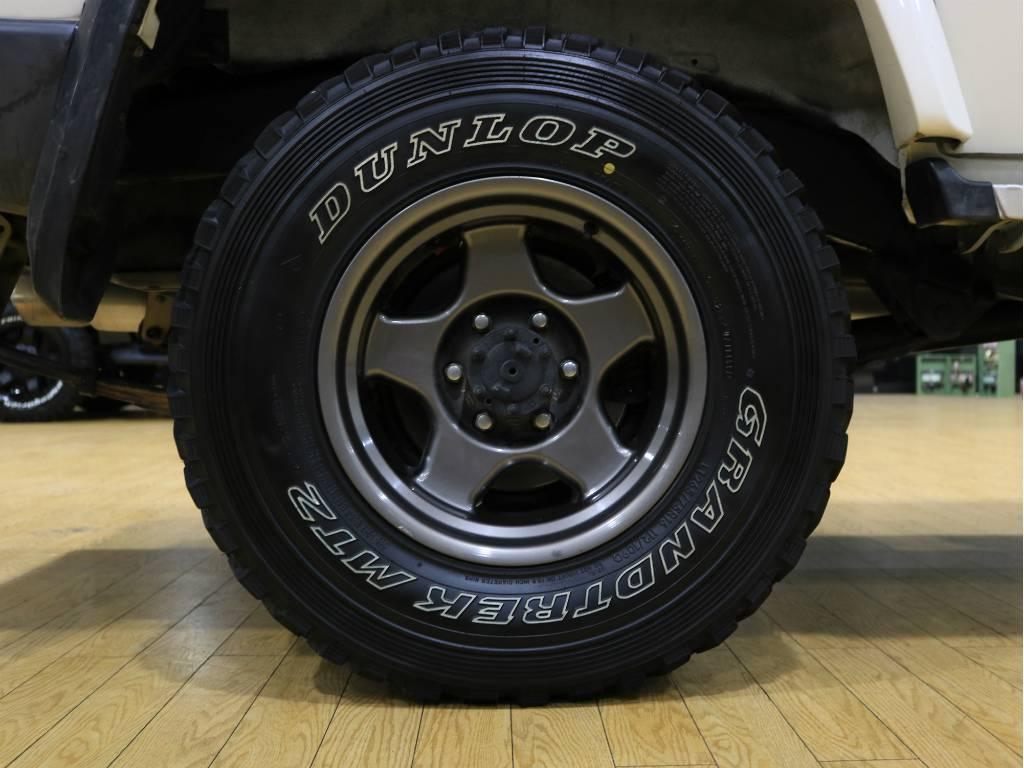 ブラッドレイV&GRANDTREK | トヨタ ランドクルーザー70 4.2 ZX ディーゼル 4WD