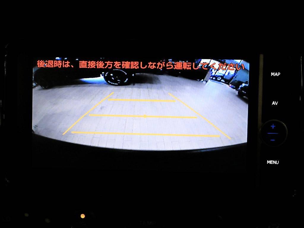 バックカメラも装備!駐車の際も安心ですね! | トヨタ FJクルーザー 4.0 ブラックカラーパッケージ 4WD