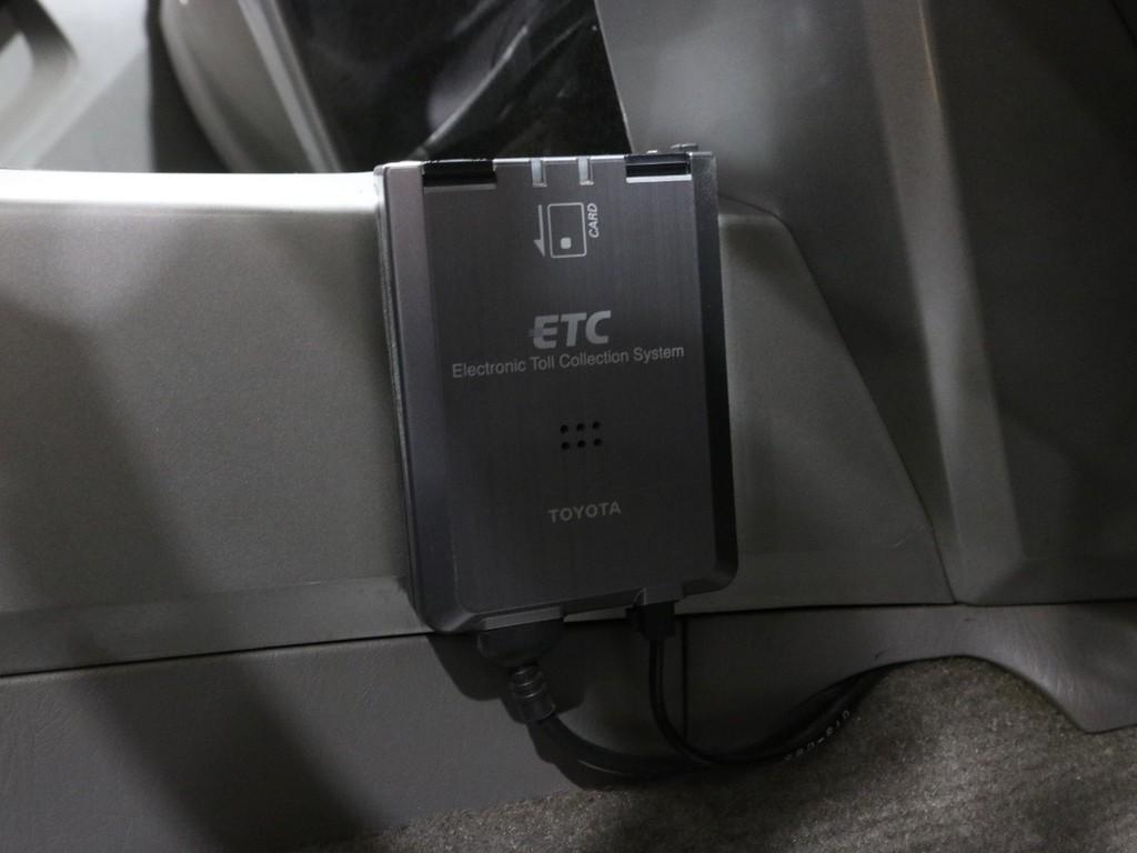ETCも備わっております☆