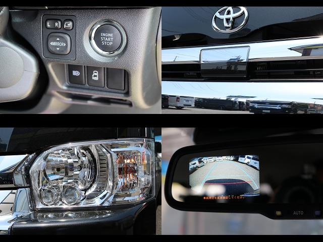 人気のメーカーオプションを多数装備しております! | トヨタ ハイエース 2.7 GL ロング ミドルルーフ 新型【TSSP付】