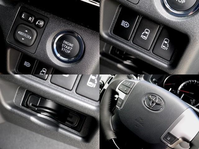 メーカーオプションが充実!! お出かけに便利なETCもついてますよ☆ | トヨタ ハイエースバン 2.8 スーパーGL ロング ディーゼルターボ ベットキットパッケージ