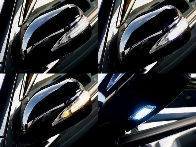 ドアミラーウインカーも装着してますよ☆ | トヨタ ハイエースバン 3.0 スーパーGL ロング ディーゼルターボ ブラックカスタム