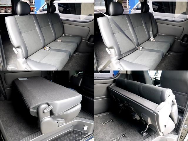 ダークプライム専用シート!! | トヨタ ハイエースバン 2.0 スーパーGL ダークプライム ロングボディ ブラックカスタムパッケージ