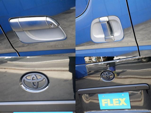 マッドブラックに変更済!! | トヨタ ハイエースバン 2.0 スーパーGL ダークプライム ロングボディ ブラックカスタムパッケージ