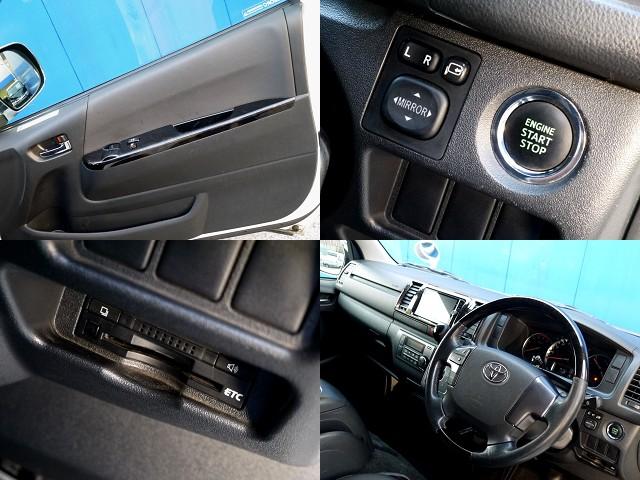 特別仕様車は装備が充実!!お出かけに便利なETCもついてますよ☆ | トヨタ レジアスエース 3.0 スーパーGL  ダークプライム ロングボディ ディーゼルターボ ライトカスタムパッケージ