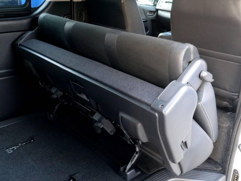 跳ね上げもできますよ☆ | トヨタ レジアスエース 3.0 スーパーGL  ダークプライム ロングボディ ディーゼルターボ ライトカスタムパッケージ