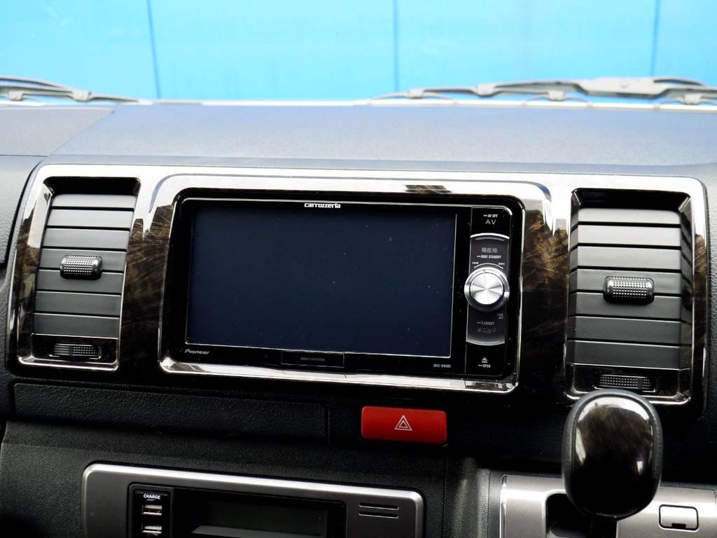 ダークプライム専用インテリア!! | トヨタ ハイエースバン 2.0 スーパーGL ダークプライム ロングボディ ナビパッケージ