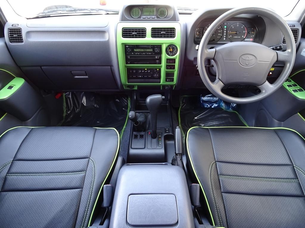 ランドクルーザープラド 3.0 TX ディーゼルターボ 4WD