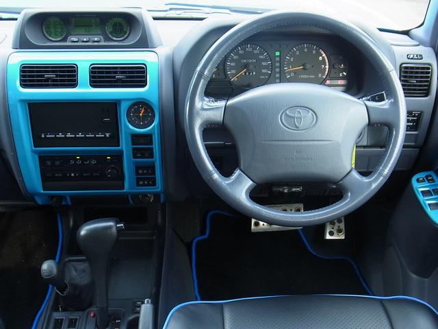 ランドクルーザープラド 3.4 TZ 4WD