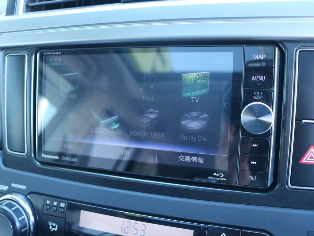 ストラーダフルセグ対応SDナビ!ブルーレイディスクも視聴可能!   トヨタ ランドクルーザープラド 2.7 TX Lパッケージ 4WD 新車未登録 モデリスタエアロ