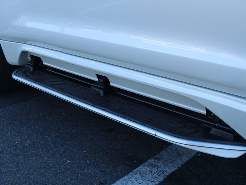 使わない時はスタイリッシュなボディに!   トヨタ ランドクルーザープラド 2.7 TX Lパッケージ 4WD 新車未登録 モデリスタエアロ