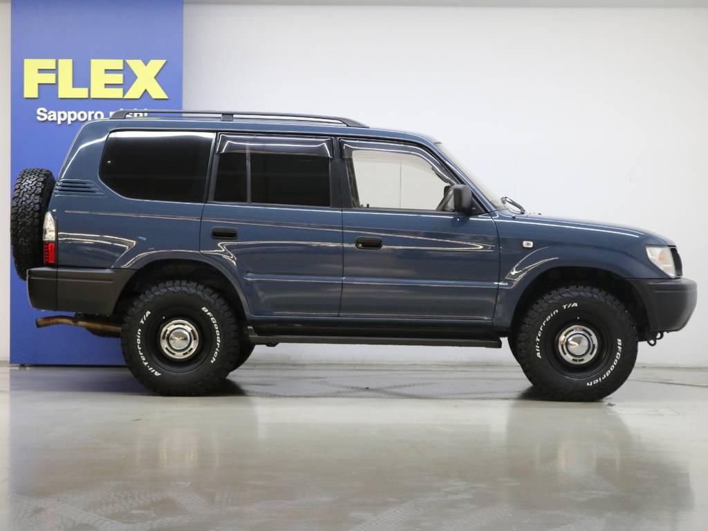 全国販売可能です♪お気軽にご相談下さい☆ | トヨタ ランドクルーザープラド 3.0 TX ディーゼルターボ 4WD