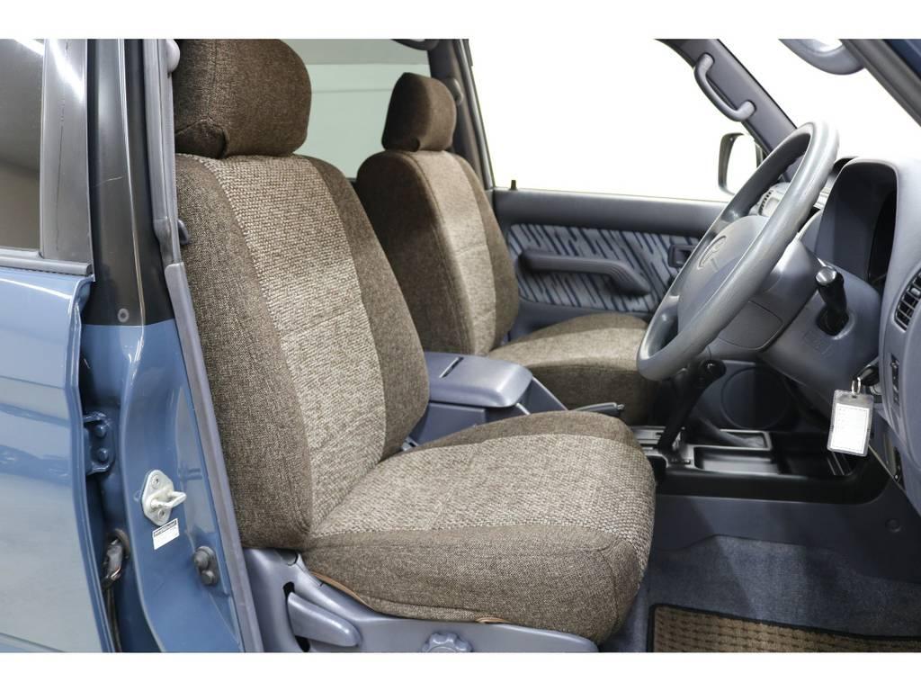 オリジナルシートカバー☆ | トヨタ ランドクルーザープラド 3.0 TX ディーゼルターボ 4WD