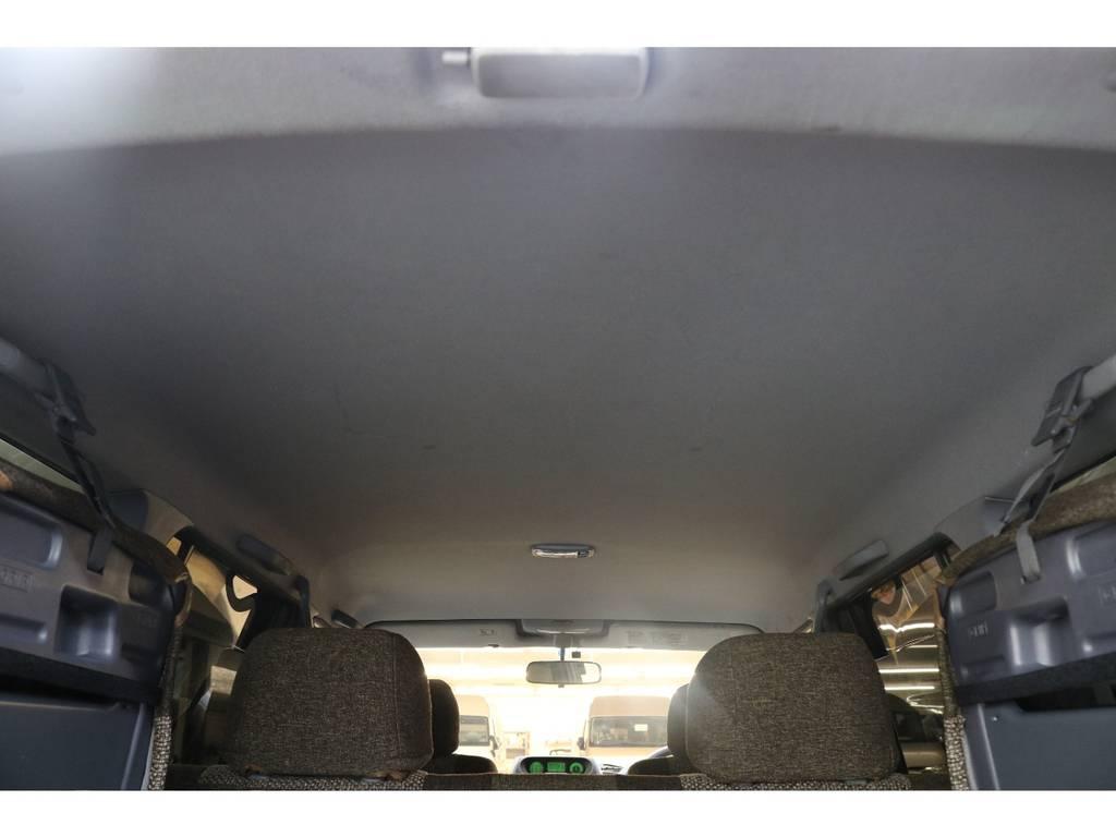 天張りになります☆ | トヨタ ランドクルーザープラド 3.0 TX ディーゼルターボ 4WD