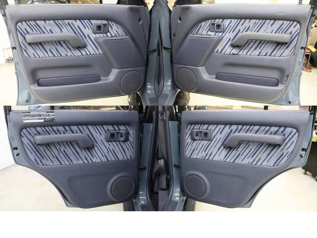 内張りになります☆ | トヨタ ランドクルーザープラド 3.0 TX ディーゼルターボ 4WD