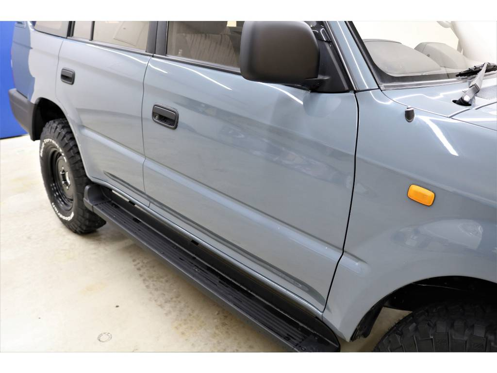 各所ブラックアウト☆ | トヨタ ランドクルーザープラド 3.0 TX ディーゼルターボ 4WD
