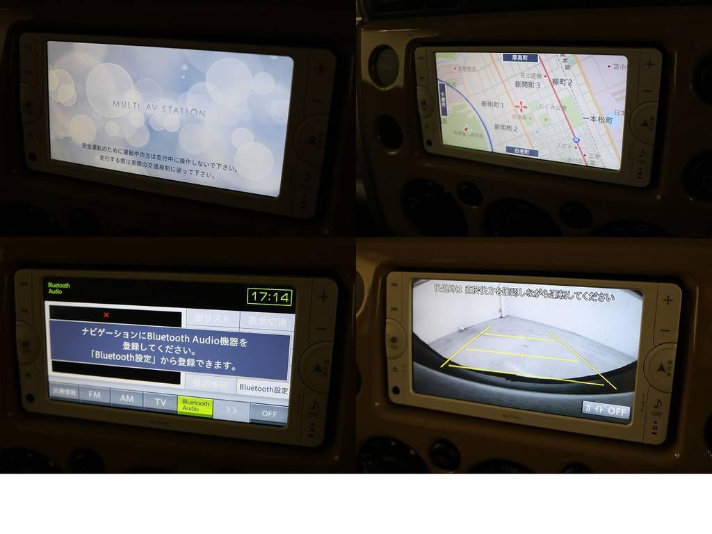メーカーSDナビ&バックカメラ☆ | トヨタ FJクルーザー 4.0 カラーパッケージ 4WD