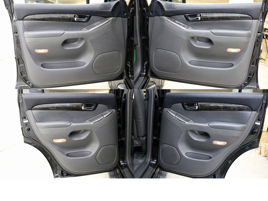 内張りになります☆ | トヨタ ランドクルーザープラド 3.0 TX リミテッド 60thスペシャルエディション ディーゼルターボ 4WD