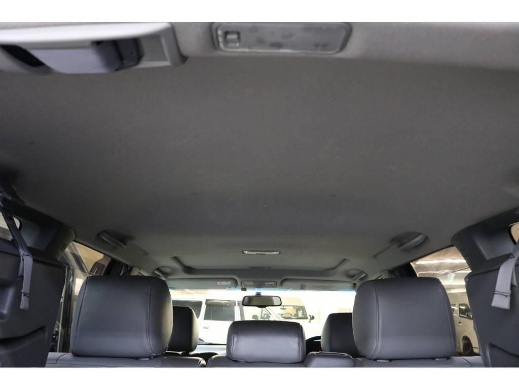 天張りになります☆ | トヨタ ランドクルーザープラド 3.0 TX リミテッド 60thスペシャルエディション ディーゼルターボ 4WD