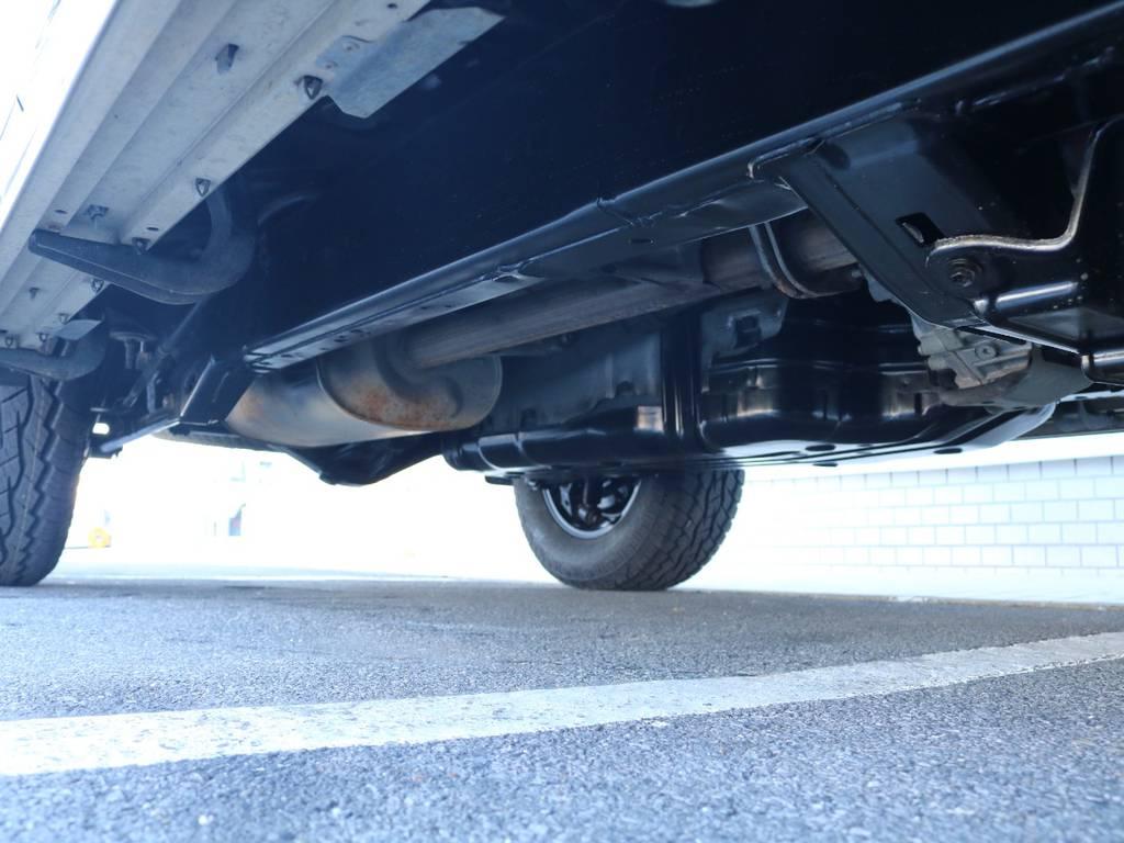 ご希望がございましたら下廻り防腐パスター仕上げもできます!お気軽にご相談ください!   トヨタ ランドクルーザープラド 3.0 TX リミテッド 60thスペシャルエディション ディーゼルターボ 4WD