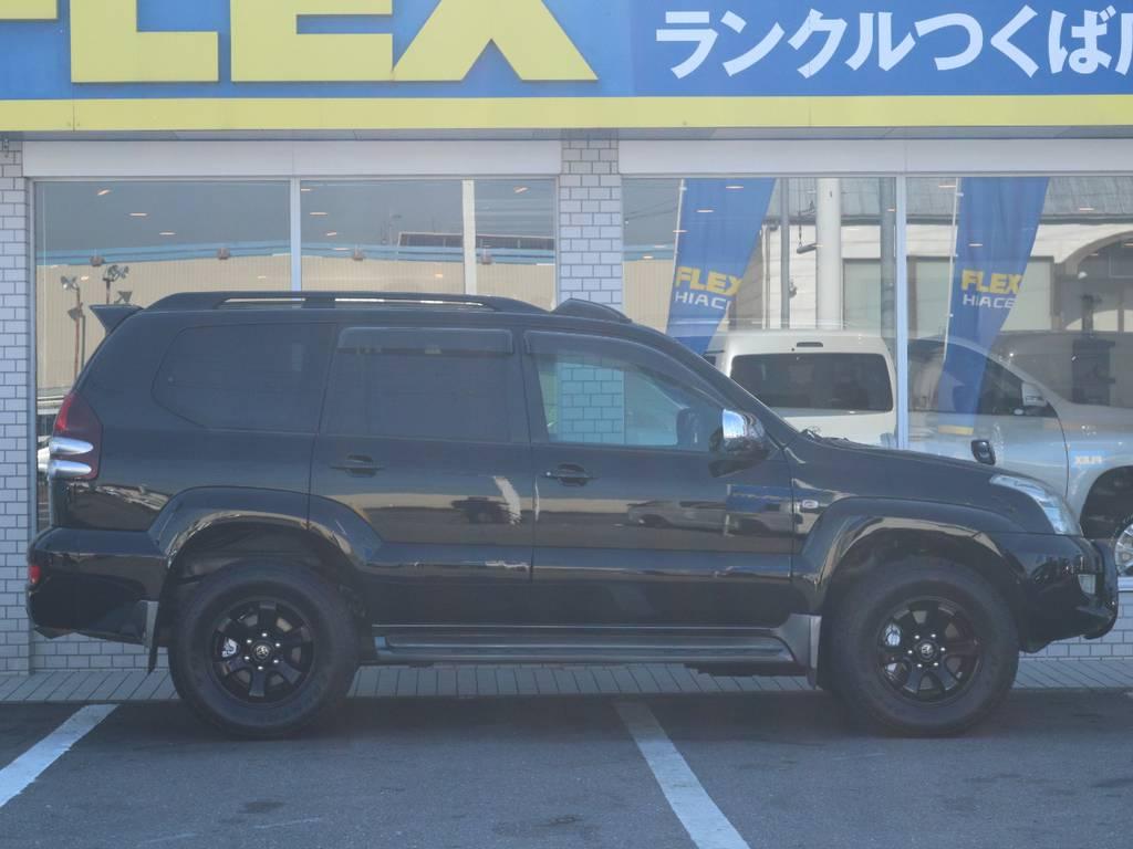 フレックスは全国共有在庫ですので専門知識でお客様にぴったりな1台をご提案致します!つくば店へのご来店お待ちしております!   トヨタ ランドクルーザープラド 3.0 TX リミテッド 60thスペシャルエディション ディーゼルターボ 4WD