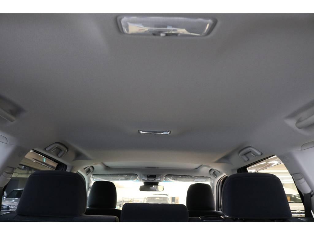 天張りになります☆ | トヨタ ランドクルーザープラド 2.8 TX ディーゼルターボ 4WD 新車未登録 7人乗り