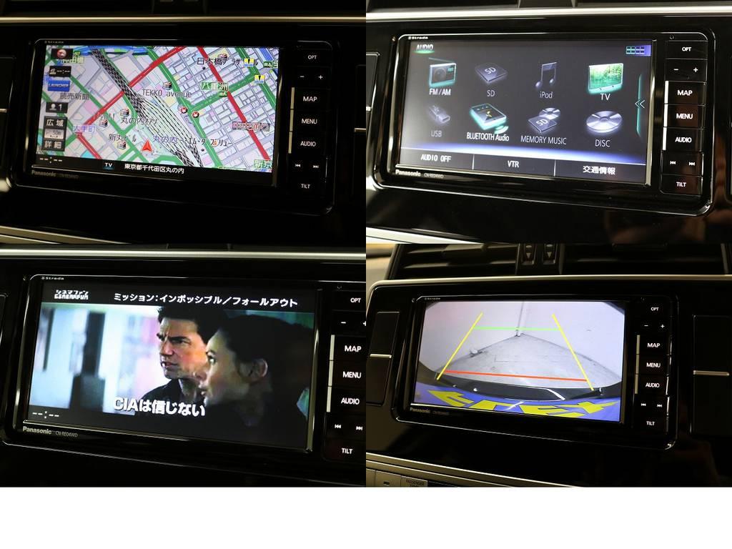 ストラーダフルセグナビ&バックカメラ☆ | トヨタ ランドクルーザープラド 2.8 TX ディーゼルターボ 4WD 新車未登録 7人乗り