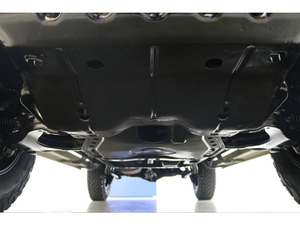 下廻りになります☆ | トヨタ ランドクルーザープラド 2.7 TX リミテッド 4WD