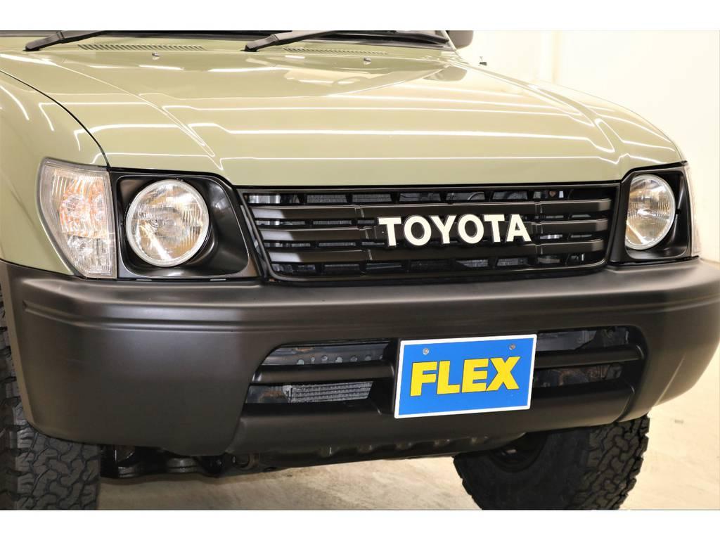 新品丸目換装☆ | トヨタ ランドクルーザープラド 2.7 TX リミテッド 4WD