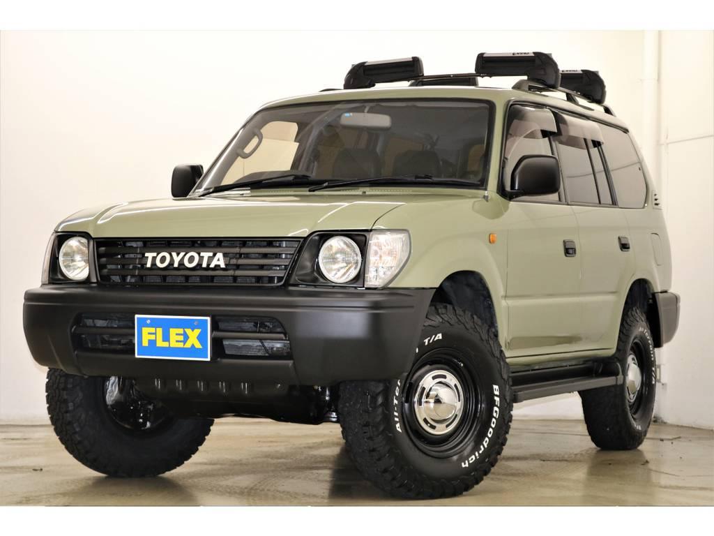 沢山のご来店・お問合せを心よりお待ちしております♪ | トヨタ ランドクルーザープラド 2.7 TX リミテッド 4WD