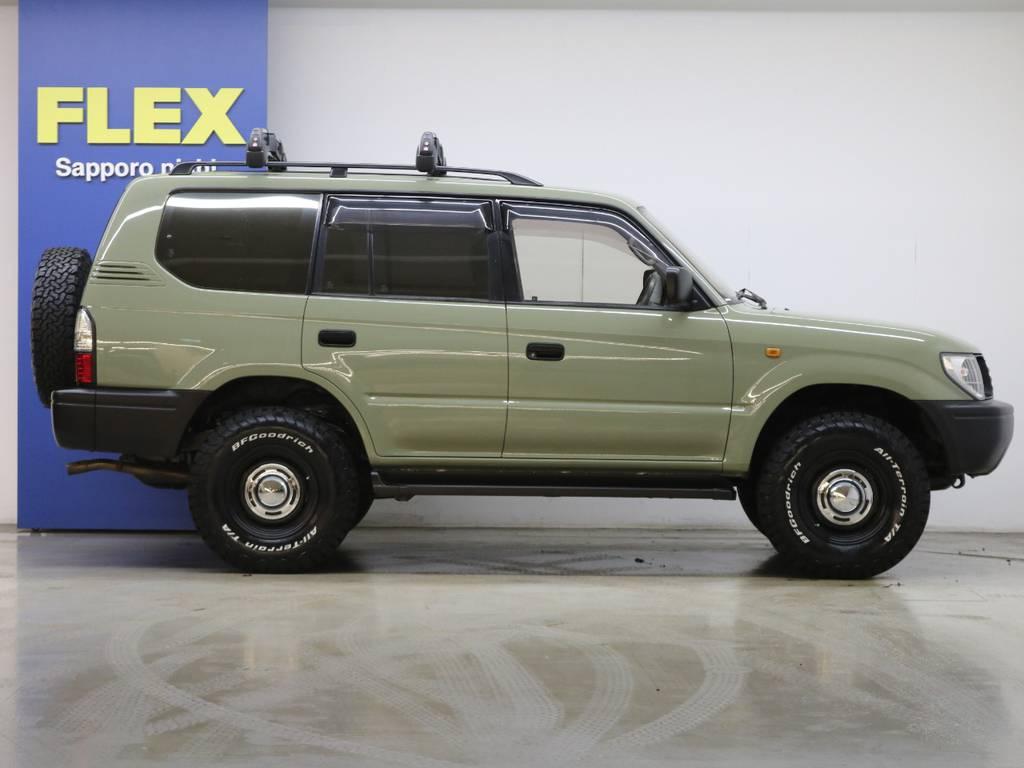 全国販売可能です♪お気軽にご相談下さい☆ | トヨタ ランドクルーザープラド 2.7 TX リミテッド 4WD