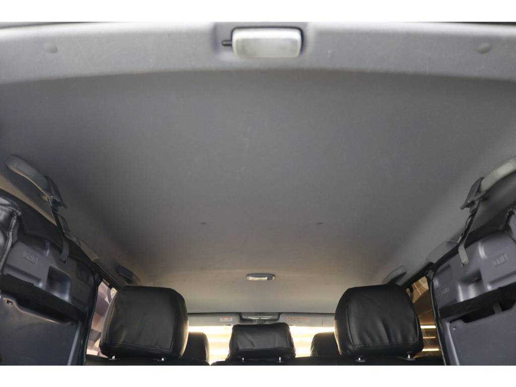 天張りになります☆ | トヨタ ランドクルーザープラド 2.7 TX リミテッド 4WD