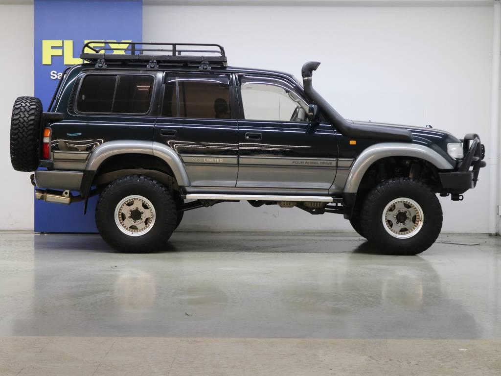 全国販売可能です♪お気軽にご相談下さい☆ | トヨタ ランドクルーザー80 4.5 VXリミテッド 4WD