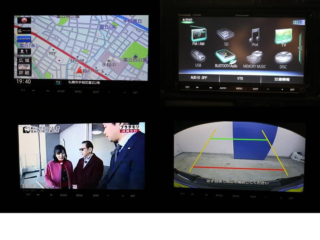 新品ストラーダSDナビ&バックカメラ☆ | トヨタ ランドクルーザー80 4.2 VXリミテッド ディーゼルターボ 4WD