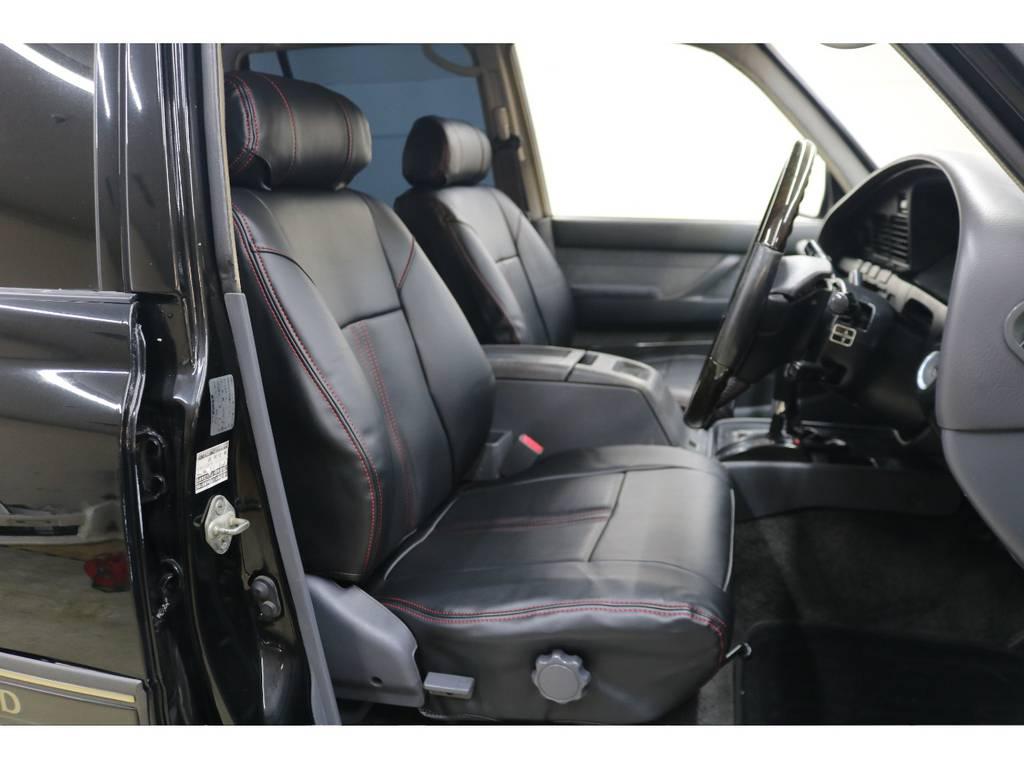 新品オリジナルシートカバー☆ | トヨタ ランドクルーザー80 4.2 VXリミテッド ディーゼルターボ 4WD