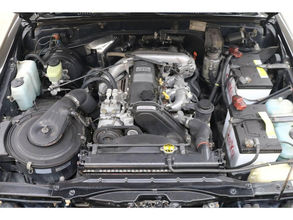 耐久性に優れた1KZエンジン搭載☆   トヨタ ランドクルーザープラド 3.0 SXワイド ディーゼルターボ 4WD