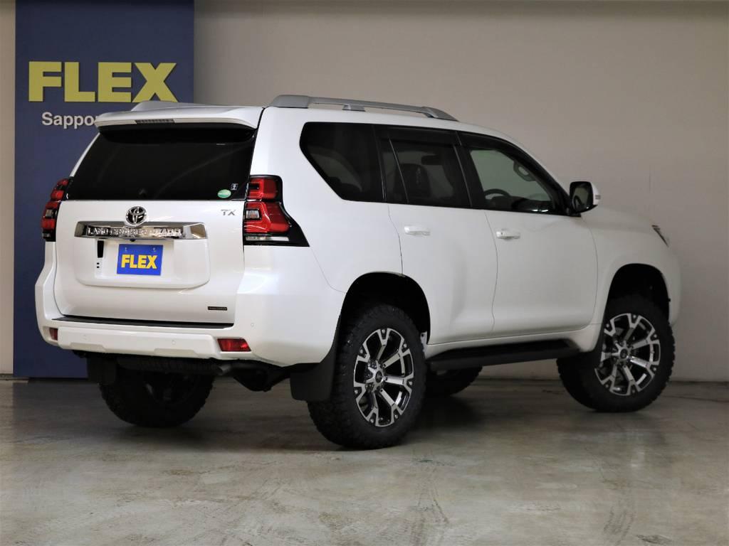 新車未登録車☆即納車可能です♪ | トヨタ ランドクルーザープラド 2.8 TX ディーゼルターボ 4WD 5人