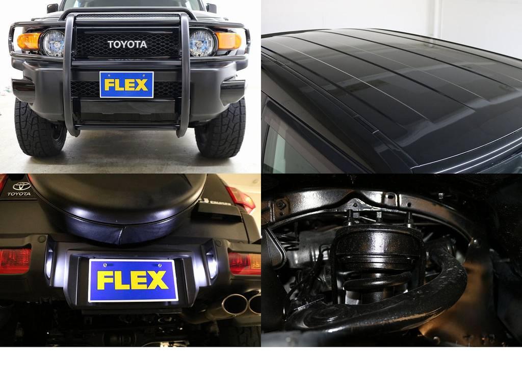 カスタム満載です♪ | トヨタ FJクルーザー 4.0 カラーパッケージ 4WD