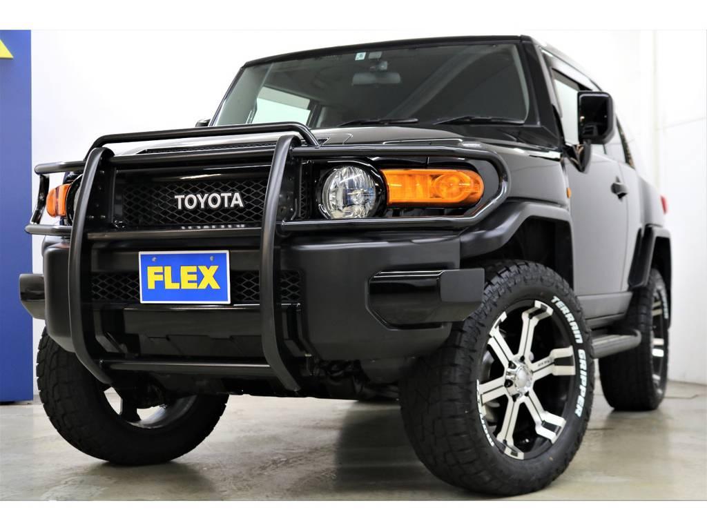 沢山のご来店・お問合せを心よりお待ちしております♪ | トヨタ FJクルーザー 4.0 カラーパッケージ 4WD