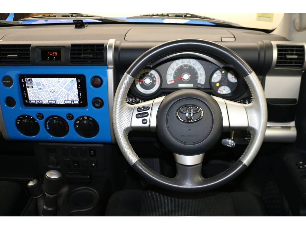 純正オプションハンドル☆ | トヨタ FJクルーザー 4.0 カラーパッケージ 4WD
