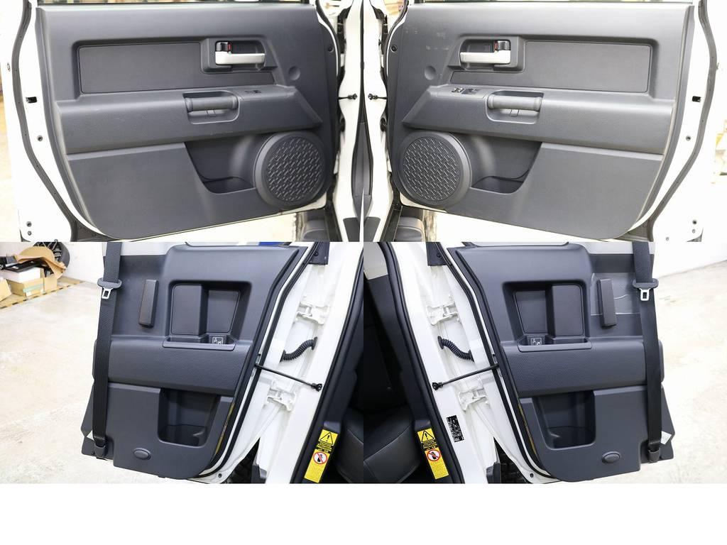 内張りになります☆ | トヨタ FJクルーザー 4.0 4WD トレイル仕様 2インチUP