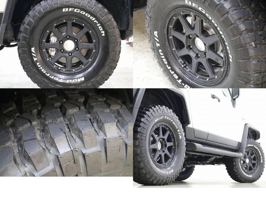 新品BFグットリッチMTタイヤ×エクストリームJホイール☆ | トヨタ FJクルーザー 4.0 4WD トレイル仕様 2インチUP