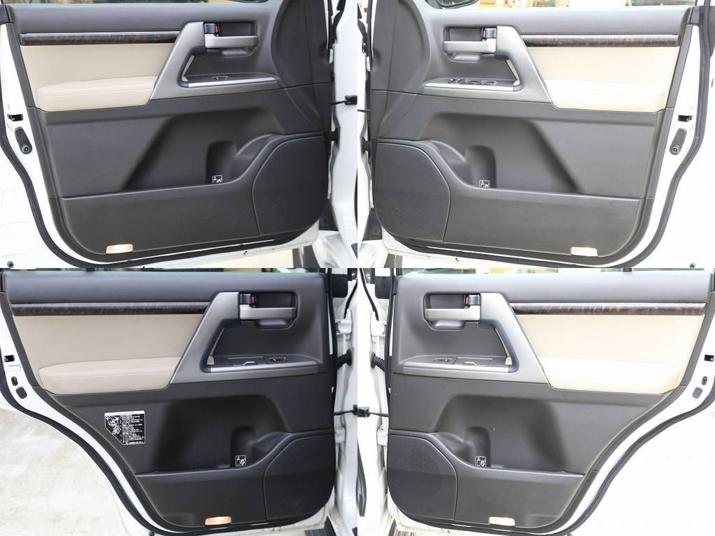 内張りになります☆ | トヨタ ランドクルーザー200 4.7 AX Gセレクション 4WD