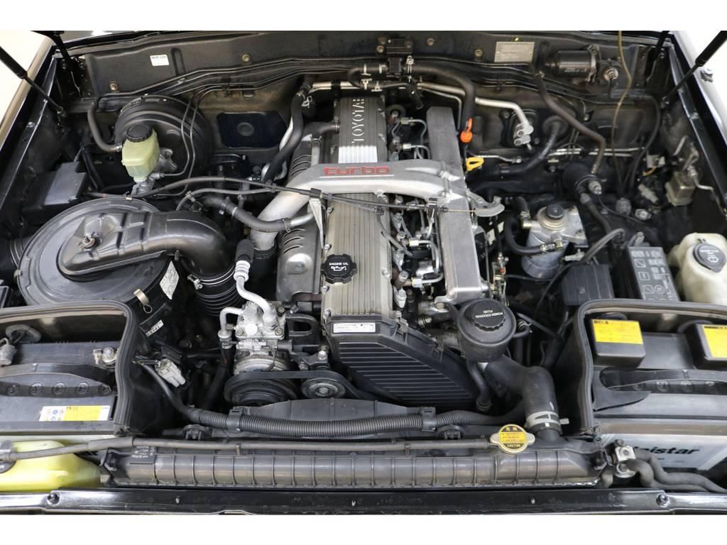 耐久性に優れたディーゼルエンジン搭載☆ | トヨタ ランドクルーザー80 4.2 VXリミテッド ディーゼルターボ 4WD