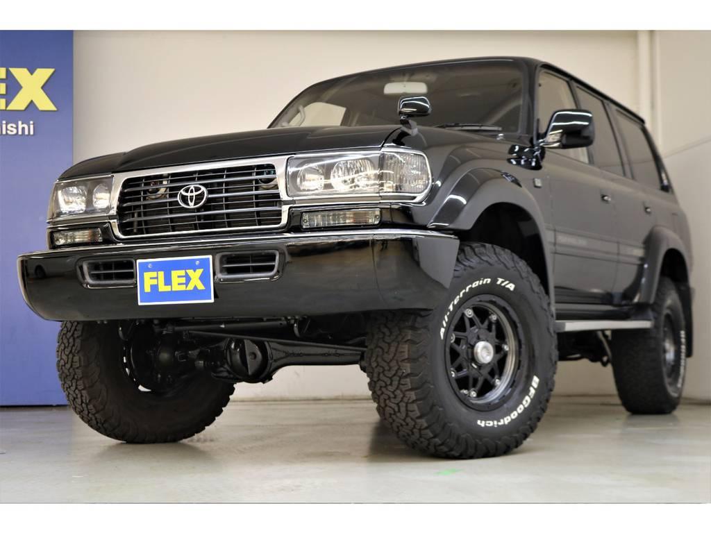 たくさんのご来店・お問い合わせを心よりお待ちしております♪ | トヨタ ランドクルーザー80 4.2 VXリミテッド ディーゼルターボ 4WD