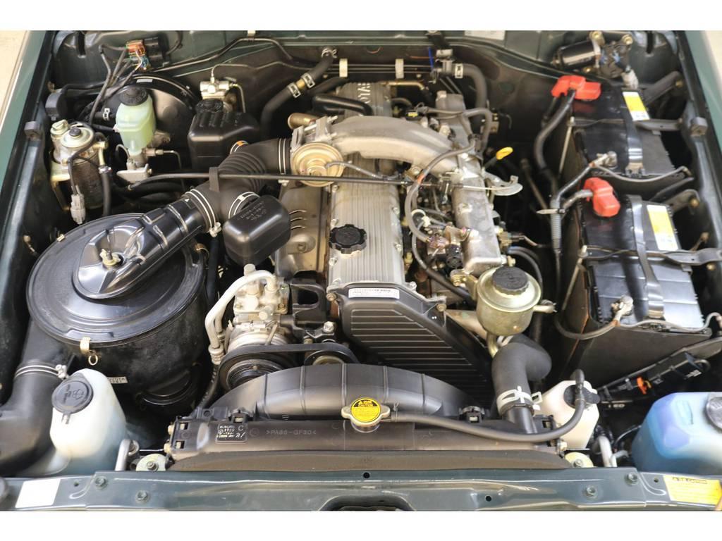 耐久性に優れたディーゼルエンジン搭載☆ | トヨタ ランドクルーザー70 4.2 ZX ディーゼル 4WD