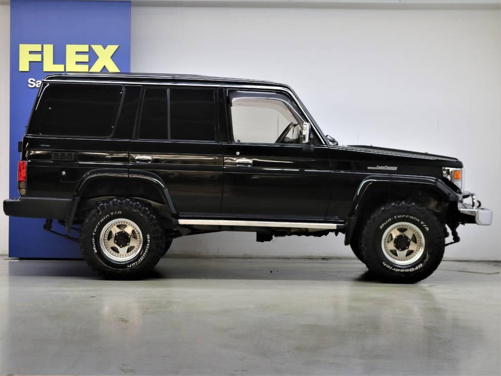 全国販売可能です♪お気軽にご相談ください☆   トヨタ ランドクルーザー70 4.2 ZX ディーゼル 4WD