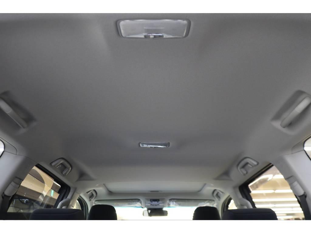 天張りになります☆ | トヨタ ランドクルーザープラド 2.8 TX ディーゼルターボ 4WD 5人